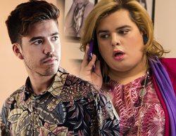 Roi Méndez avanza cómo será su participación en 'Paquita Salas' y confiesa si iría al Festival de Eurovisión