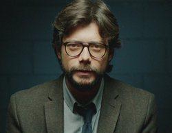 'La Casa de Papel': Álvaro Morte desvela cómo eran los finales alternativos de El Profesor