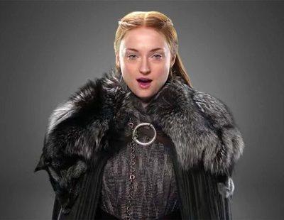 Sophie Turner cuenta la importancia del movimiento #MeToo en Sansa en el final de 'Juego de Tronos'