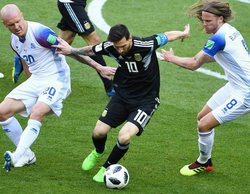 El Argentina-Islandia arrasa en Cuatro (29,2%) y 'Sábado deluxe' lidera con un 16,9% en Telecinco