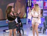 """Steisy, contra Miriam Saavedra en 'Sábado deluxe': """"Mojaba sus bragas sucias en la copa de Carlos Lozano"""""""