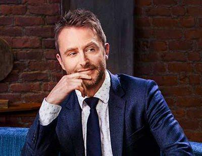 AMC cancela el programa de Chris Hardwick tras ser acusado de acoso sexual