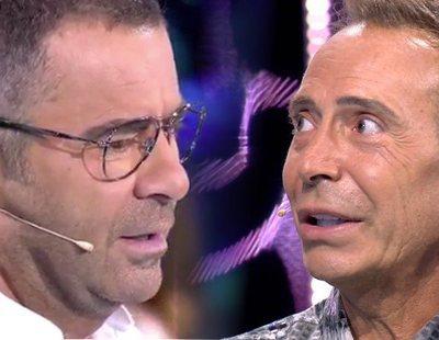 El Maestro Joao lee las nalgas de Jorge Javier y pronostica su final en televisión