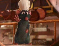 """""""Ratatouille"""" (3,2%) triunfa en Disney Channel y """"La mansión encantada"""" (2,7%) brilla en Neox"""