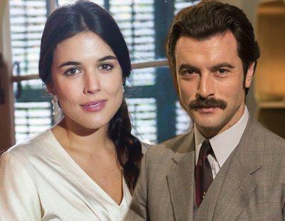 Adriana Ugarte y Javier Rey, protagonistas de la nueva serie de Netflix