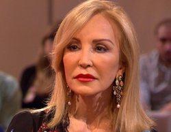 """Carmen Lomana recuerda en 'Chester' la muerte de su marido: """"Me desmayé, me hubiera ido con él"""""""