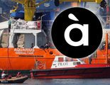 À Punt, criticada por no ofrecer una cobertura informativa en directo de la llegada del Aquarius a Valencia