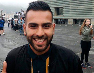 Juan Antonio se convierte en juez del casting de 'OT 2018' en Donostia