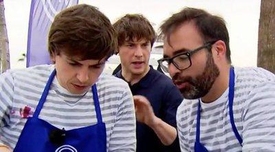 """La mala sintonía entre Jordi Cruz y Toni en 'MasterChef 6' por su capitanía: """"No le como la oreja a nadie"""""""