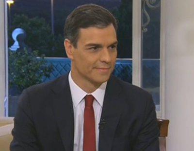 """Pedro Sánchez, sobre la renovación de RTVE: """"No miraremos hacia otro lado"""""""