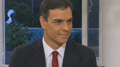 """Pedro Sánchez, sobre la renovación de RTVE: """"Si el Congreso no lo hace, el Gobierno no mirará hacia otro lado"""""""