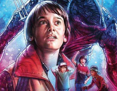El cómic de 'Stranger Things' verá la luz a finales del próximo mes de septiembre