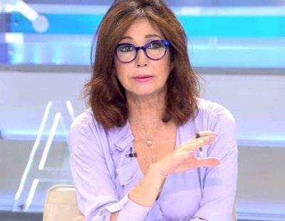"""Ana Rosa Quintana, sobre la primera entrevista de Pedro Sánchez: """"Fue muy duro con Max"""""""
