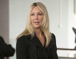 Heather Locklear ('Melrose Place'), ingresada en un hospital psiquiátrico tras intentar suicidarse