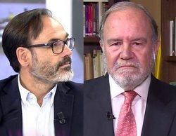 'El programa de AR': Tenso encontronazo entre Fernando Garea y el presidente de la Fundación Francisco Franco
