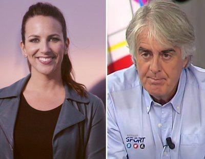 Irene Junquera y Siro López, entre el plantel de colaboradores de 'Ahora, la Mundial'