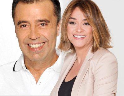 """José Antonio Luque se lía y confunde a Toñi Salazar con """"la cantante Toñi Moreno"""""""
