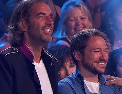 'Bailando con las estrellas': Manuel Martos y Joe Pérez-Orive se cuelan en la gala para valorar a Amelia Bono