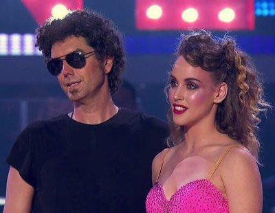 Pablo Ibáñez, quinto expulsado de 'Bailando con las estrellas'
