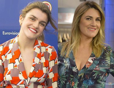 La curiosa anécdota de Carlota Corredera con Amaia Romero ('OT 2017')