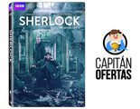 Las mejores ofertas en merchandising y DVD y Blu-Ray: 'Sherlock', 'Breaking Bad', 'The Walking Dead'