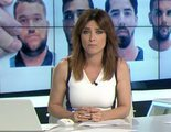 Helena Resano casi se atraganta en directo durante los titulares de 'laSexta Noticias 14h'