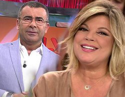 "Jorge Javier, en 'Sálvame', aconseja a Terelu qué hacer para que no la critiquen: ""Dales un soplamocos"""
