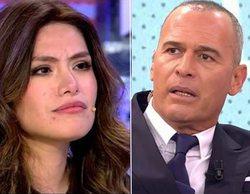"""'Sálvame': Carlos Lozano estalla de forma contra su expareja, Miriam Saavedra: """"Eres una mentirosa"""""""