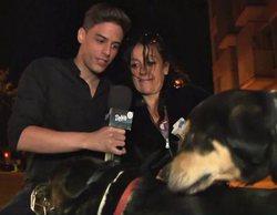 Los perros de Maite Galdeano protagonizan su conexión más surrealista en 'Sábado deluxe'
