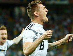 El Alemania-Suecia arrasa en Telecinco (40%) y 'Sábado deluxe' lidera después con un buen 18,6%