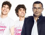 Los Javis, Màxim Huerta y Jorge Javier Vázquez entre los televisivos homosexuales más influyentes de España