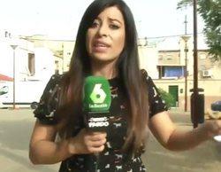 'Liarla Pardo': 'El Prenda', miembro de 'La Manada', le pilla la mano con el coche a una reportera de laSexta