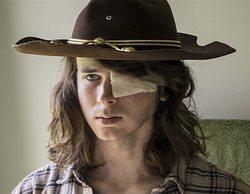 "Chandler Riggs, sobre la marcha de Andrew Lincoln de 'The Walking Dead': ""Me sorprendió"""