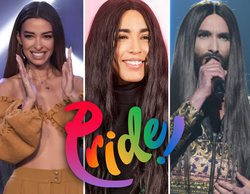 Eleni Foureira, Loreen, Conchita Wurst, Verónica Romero y Natalia, estrellas del Pride BCN 2018