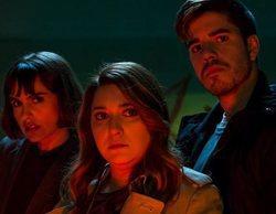 Roi ('OT'), Verónica Echegui y Mariona Terés, protagonistas de una película de suspense en 'Paquita Salas'