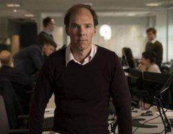 La sorprendente imagen de Benedict Cumberbatch en la serie 'Brexit' de Channel 4