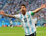 El Argentina-Nigeria arrasa con un 45,6% y 'El cuento de la criada' baja a un aceptable 13,1%