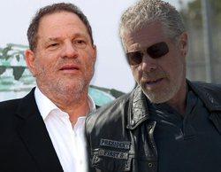 """La sorprendente confesión de Ron Perlman: """"Me oriné en las manos antes de estrechar la de Weinstein"""""""