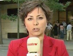 El pasado de Sonsoles Ónega como reportera de Cuatro antes de presentar 'Ya es mediodía'