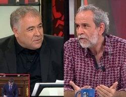 """Willy Toledo acusa a Ferreras de explotar a sus trabajadores: """"¿Te has preocupado de la gente que está aquí?"""""""