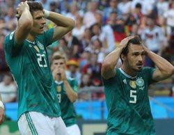 FOX Sports Brasil se mofa de la eliminación de Alemania del Mundial en venganza de su derrota en 2014