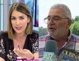 """Tenso enfrentamiento entre Laureano Oubiña y Patricia Pardo en 'El programa de Ana Rosa: """"Ponte las pilas"""""""