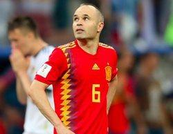 España cae eliminada ante Rusia con un 72,4% en el partido y alcanza el 81,1% en los penaltis