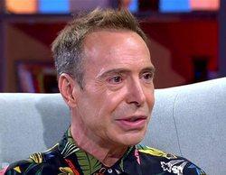 """El Maestro Joao lee el culo de Toñi Moreno en 'Viva la vida': """"Te veo con un bombo"""""""