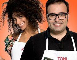 Ketty y Toni se convierten en los primeros finalistas de la sexta edición de 'MasterChef'