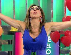 """Paz Padilla y su emotivo mensaje en el Día del Orgullo Gay, en 'Sálvame': """"¡Viva el amor en todas sus formas!"""""""