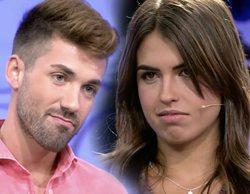 """Alejandro Albalá y Sofía Suescún rompen en directo en 'MYHYV': """"Te quiero y no puedo esconderlo"""""""
