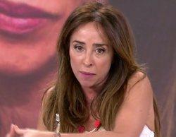 """María Patiño niega haber traicionado a Terelu Campos en 'Sálvame': """"Yo me niego a dar información sobre ella"""""""