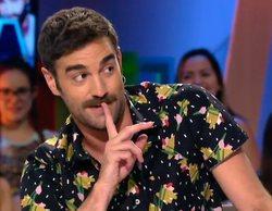 'Zapeando': Frank Blanco pone en aprietos a Jon Plazaola en su primera semana