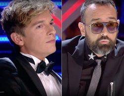 'Factor X': Risto y Xavi Martínez se enzarzan en una pelea que roba todo el protagonismo a los finalistas